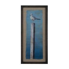 Seagull Wall Decor, Original Art
