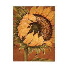 Tuscan Sunflower Wall Decor, Original Art