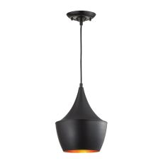 Sorenson 1 Light Pendant In Oil Rubbed Bronze