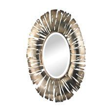 Palais Mirror, Aged Silver