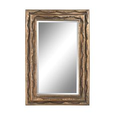 Thierry Mirror, Aged Gold
