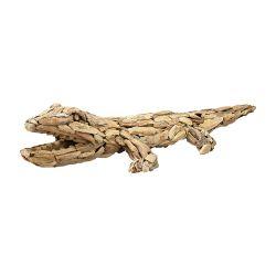 Islamorada  Driftwood Alligator