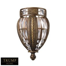 Millwood 1 Light Wall Sconce In Antique Bronze