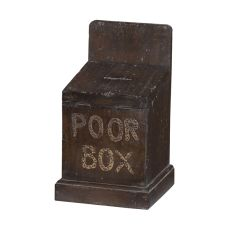 The Poor Box, Gray