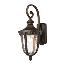 Worthington 1 Light Outdoor Sconce In Hazlenut Bronze