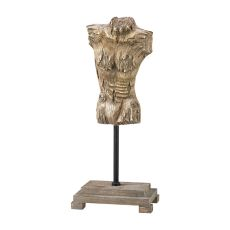 Contrapposto Patres Sculptural Stand, Estate