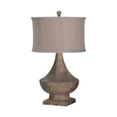 Vintage Lamp, Vintage Bleu Gris