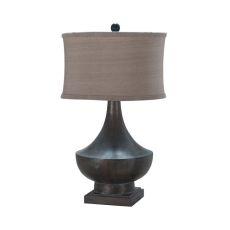 Vintage Lamp, Heritage Grey Stain