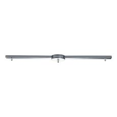 Illuminare Accessories 3 Light Linear Bar In Chrome