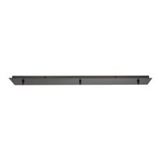 Illuminaire Accessories 3 Light Linear Pan In Oil Rubbed Bronze