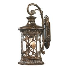 Orlean 1 Light Outdoor Sconce In Hazelnut Bronze