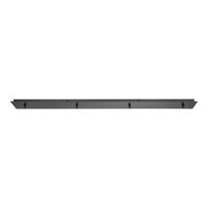 Illuminaire Accessories 4 Light Linear Pan In Oil Rubbed Bronze