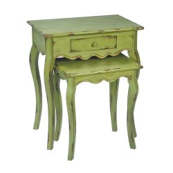 Set Of 2 Verde Stacking Tables