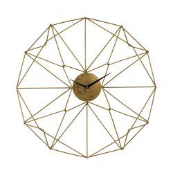Angular Wirework Wall Clock