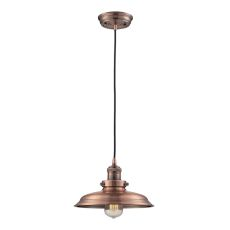 Newberry 1 Light Mini Pendant In Antique Copper