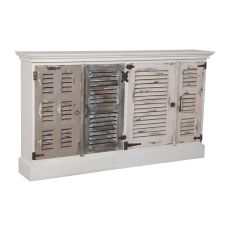 Waterfront Credenza, White