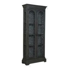 Winston Cottage Cabinet, Gray