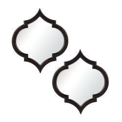 Set Of 2 Horizonte Mirror