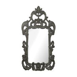 Rocco Mirror In Black Ash