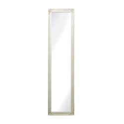 Masalia Floor Mirror In Antique White