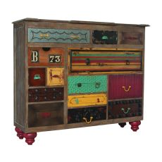 Mosaic Treasures Chest, Blonde