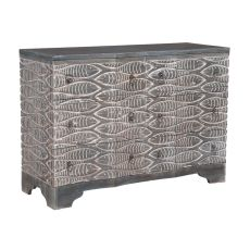 Waterfront Harmony Chest, Gray
