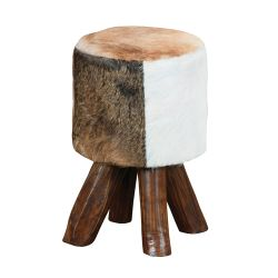 Ilford Round Stool-Small