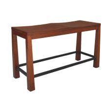 Workshop Bench, Handpainted Woodtone