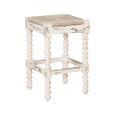 Crossroads Counter Stool, Crossroads European White