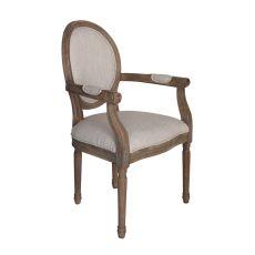 Allcott Arm Chair, Natural