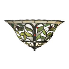 Latham 2 Light Wall Sconce In Tiffany Bronze