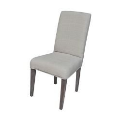 Couture Covers Parsons Chair Cover - Light Grey