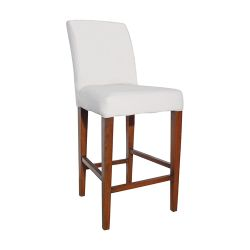 Couture Covers Parsons Bar Stool In New Signature Stain