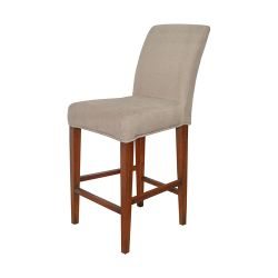 Couture Covers Parsons Barstool Cover - Light Brown