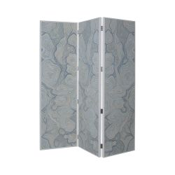 Coastal Agate Folding Screen