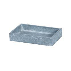 Faux Concrete Soap Dish