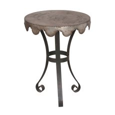 Wine Country Side Table, Black