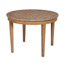 Artisan Breakfast Table, Blonde