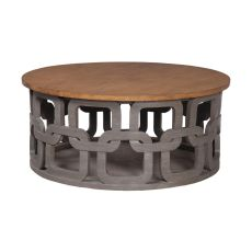 Newport Cocktail Table, Gray