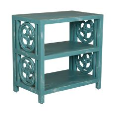 Carrick Bend Side Table, Green