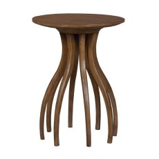 Spider Accent Table, Blonde