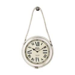 Brass Rope Clock