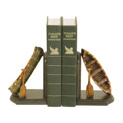 Pair Of Camp Woebegone Bookends