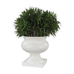 Jaya Bamboo Tuft Urn