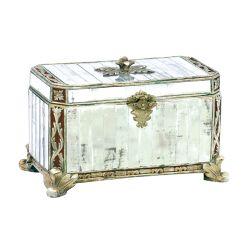 Paneled Mirror Box