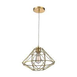 Paradigm 1 Light Pendant In Gold