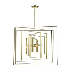 Synchrony Square Chandelier