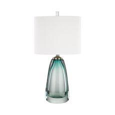 Ms. Aqua Table Lamp