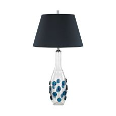 Confiserie Table Lamp In Blue
