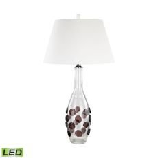 Confiserie Led Table Lamp Garnet